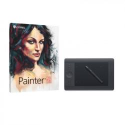 Intuos Pro Pen&Touch S PTH-451-ENES + Corel Painter 2018