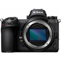 Camera Nikon Z7 + Lens Adapter Nikon FTZ Adapter (F Lenses to Z Camera)