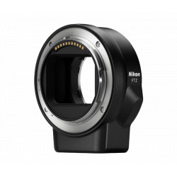 Nikon FTZ адаптер (F обективи към Z камера)