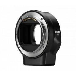 Nikon FTZ (адаптер за F обективи към Z камера)
