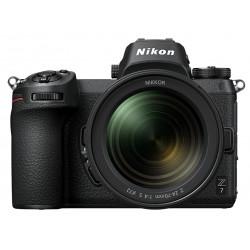 Nikon + обектив Nikon