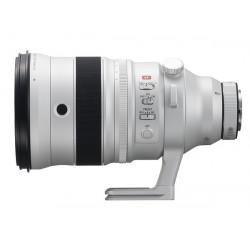 Lens Fujifilm Fujinon XF 200mm f / 2 R LM OIS WR with teleconverter