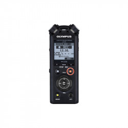 OLYMPUS LS-P4 LINEAR PCM RECORDER VIDEO KIT + OLYMPUS WJ-2 REDUCE WIND NOICES