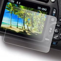 Accessory EasyCover ECTGSPC100D Tempered Glass Протектор за дисплей за Canon EOS 100D/200D