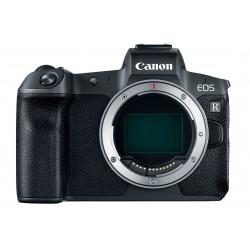 Camera Canon EOS R + адаптер за EF/EF-S обективи + Lens Canon RF 24-105mm f/4L IS USM