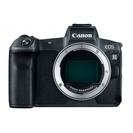 Camera Canon EOS R + adapter for EF / EF-S lenses + Lens Canon RF 35mm f/1.8 Macro