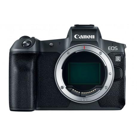 Camera Canon EOS R + адаптер за EF/EF-S обективи + Lens Canon RF 50mm f/1.2L USM