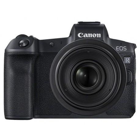 Canon EOS R + адаптер за EF/EF-S обективи + Lens Canon RF 24-105mm f/4L IS USM + Lens Canon RF 35mm f/1.8 Macro