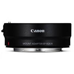 Canon EF-EOS R Mount Adapter (EF/EF-S обектив към R камера)