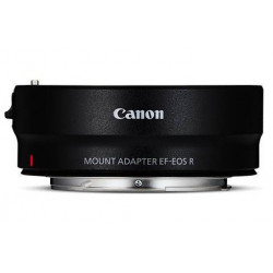 Canon EF-EOS R Mount Adapter (EF / EF-S lens to R camera)