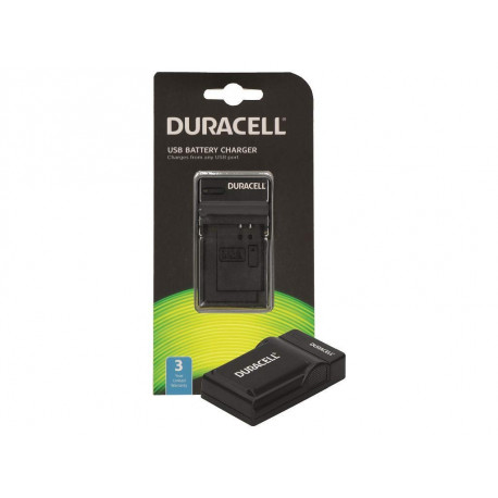 DURACELL DRS5963 USB BATTERY CHARGER - SONY NP-BX1