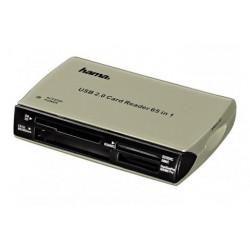 четец Hama Четец за карти 65 IN 1 USB 2.0