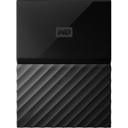 HDD Western Digital My Passport 1TB External Memory (Black)