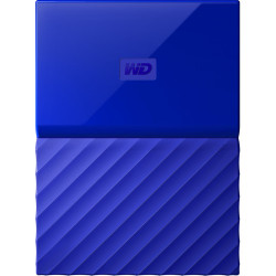 HDD Western Digital 2TB External Memory (Blue)