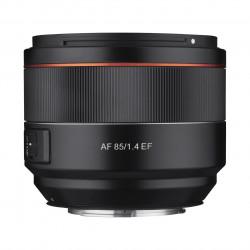 Lens Samyang AF 85mm f / 1.4 - for Canon EF
