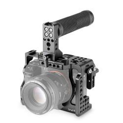 клетка Smallrig 2096B с дръжка за камера Sony A7R III / A7 III (Cage Kit)
