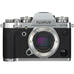 FUJIFILM X-T3 SILVER+18-55MM KIT