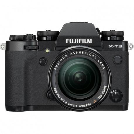 Fujifilm X-T3 + Lens Fujifilm XF 18-55mm f/2.8-4 R LM OIS + Lens Zeiss 32mm f/1.8 - FujiFilm X