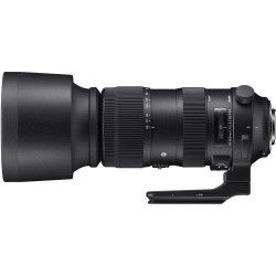60-600mm f/4.5-6.3 DG OS HSM S за Nikon
