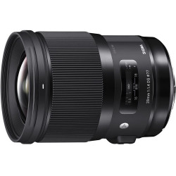 обектив Sigma 28mm f/1.4 DG HSM Art за Canon