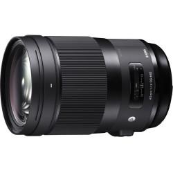 Sigma 40mm f / 1.4 DG HSM Art for Nikon