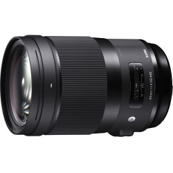 Sigma 40mm f / 1.4 DG HSM Art for Canon