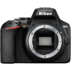 фотоапарат Nikon D3500 + обектив Nikon DX Upgrade Kit