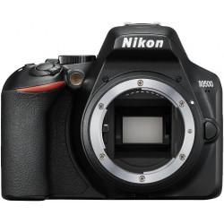 DSLR camera Nikon D3500 + Lens Nikon 18-140mm VR + Lens Nikon 50mm f/1.8G + Lens Nikon DX Upgrade Kit