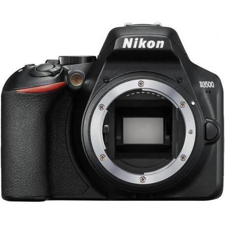 DSLR camera Nikon D3500 + Nikon AF-P DX Nikkor 70-300mm f / 4.5-6.3G ED VR + Bag Nikon DSLR BAG + Memory card Lexar Professional SD 64GB XC 633X 95MB / S + Accessory Zeiss Lens Cleaning Kit Premium