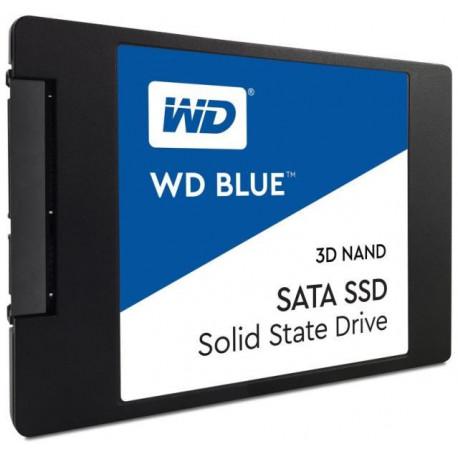 WD SSD BLUE 250GB SATA III 6GB/S 3D WDS250G2B0A
