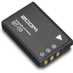 ZOOM BT-03 BATTERY FOR Q8