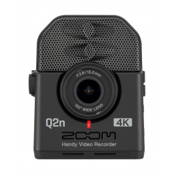 Camcorder Zoom Q2n-4K Video Recorder