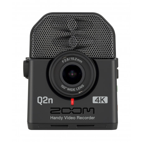 Zoom Q2n-4K Video Recorder