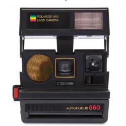 фотоапарат за моментални снимки Polaroid SUN 660 Autofocus