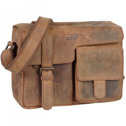 Bag Kalahari Kaama LS-31 Leather + Accessory Kalahari L-57 Filter case