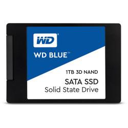 """WD SSD BLUE 1TB SATA III 2.5"""" 6GB/S 3D WDS100T2B0A"""