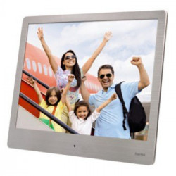 "Digital Frame Hama Digital Photo Frame 8.0 ""(Silver)"
