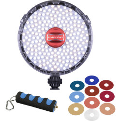 Rotolight Neo 2 Filter + Grip Kit