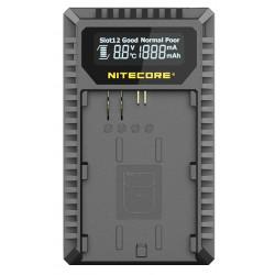 зарядно у-во Nitecore UCN3 USB Battery Charger - Canon LP-E6N