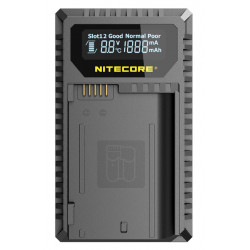 NITECORE UNK2 USB BATTERY CHARGER - NIKON EN-EL15