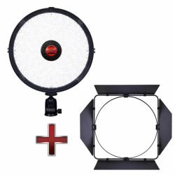Осветление Rotolight AEOS Led Light + Barn Doors Kit