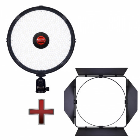 ROTOLIGHT AEOS LED LIGHT+ BARN DOORS KIT