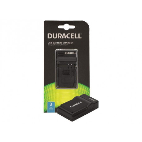 DURACELL DRC5911 USB BATTERY CHARGER - CANON LP-E12