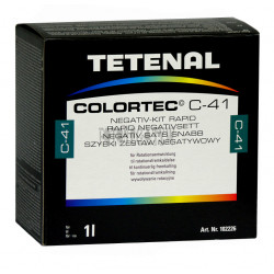 Tetenal COLORTEC C-41 RAPID NEGATIVE KIT 1L