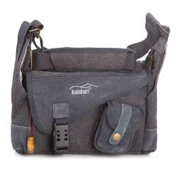 чанта Kalahari Kapako K-30 Canvas (черен)
