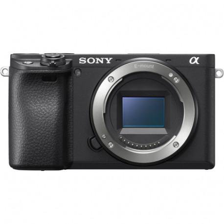 Camera Sony A6400 (черен) + Tripod Sony SONY VCT-SGR1 SHOOTING GRIP