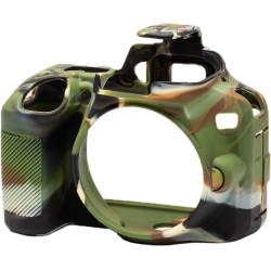 аксесоар EasyCover ECND3500C - Силиконов протектор за Nikon D3500 (камуфлаж)