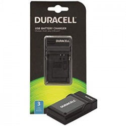 Charger Duracell DRC5913 USB Canon NB-12L / NB-13L Battery Charger