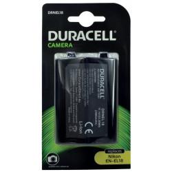Battery Duracell DRNEL18 equivalent to Nikon EN-EL18