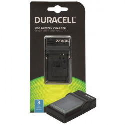 Duracell DRP5960 USB Panasonic DMW-BLF19E Battery Charger